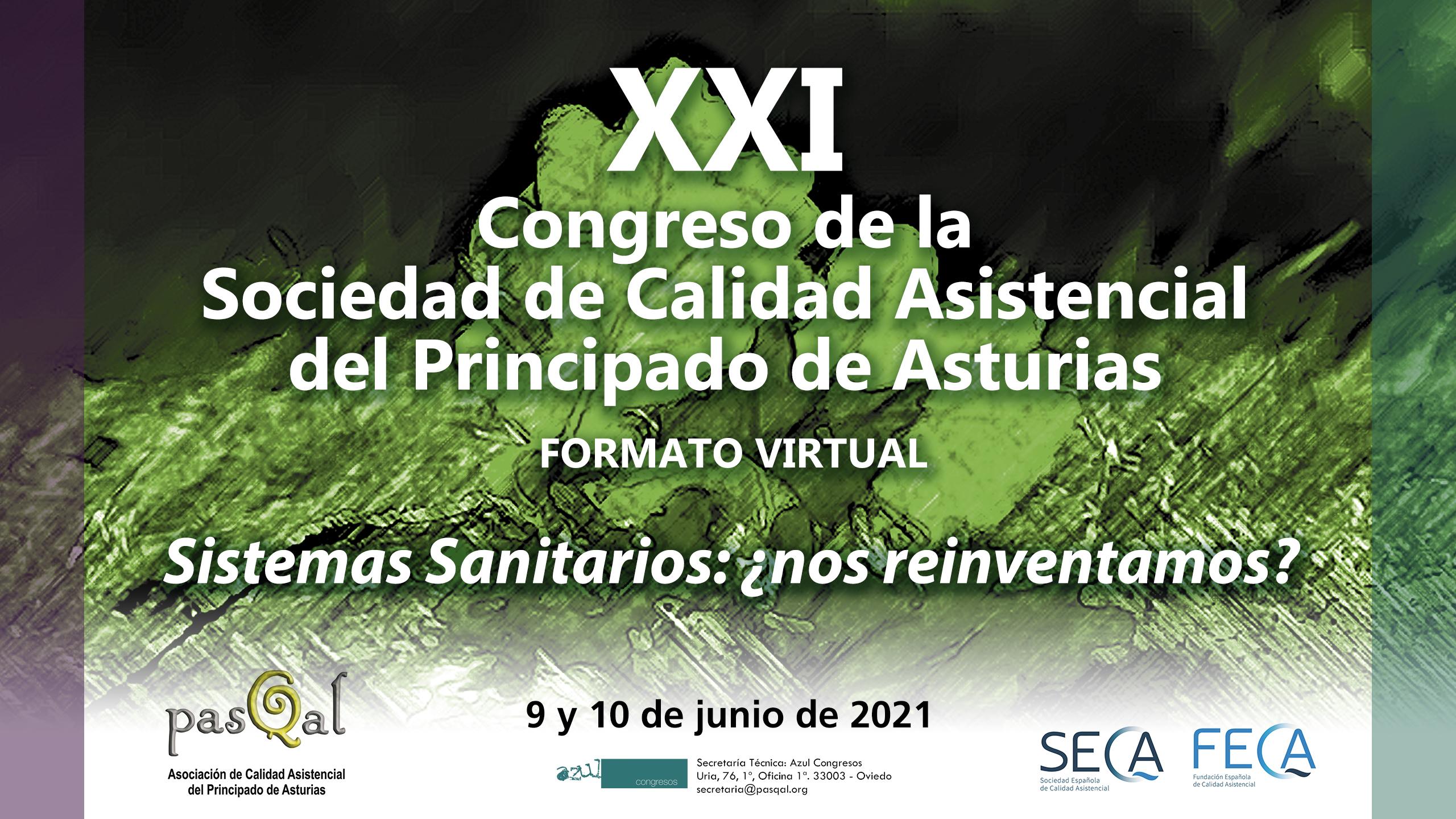 XXI Congreso PasQal
